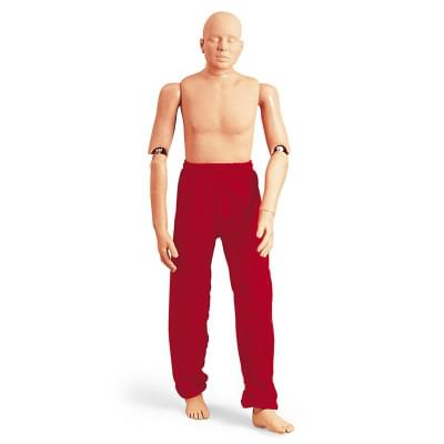 R10166 - Záchranárska figurína, 66 kg, 165 cm