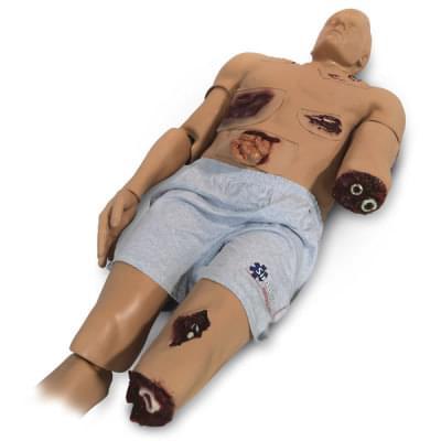 808-6000 - Trauma Randy rozširujúca maskovacia sada - krycia maskovacia sada