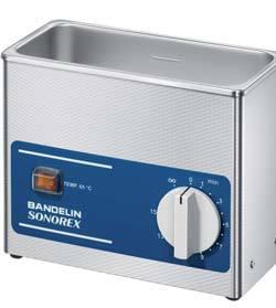 RK31H - Ultrazvukový kúpeľ RK 31 H