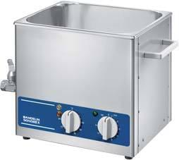 RK510H - Ultrazvukový kúpeľ RK 510 H