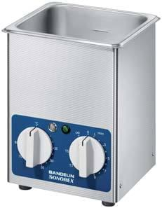 RK52H - Ultrazvukový kúpeľ RK 52 H