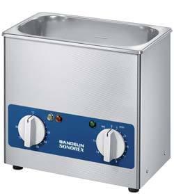 RK100H - Ultrazvukový kúpeľ RK 100 H