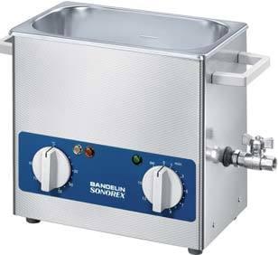 RK102H - Ultrazvukový kúpeľ RK 102 H