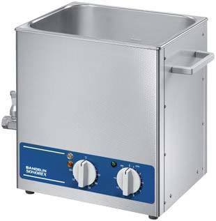 RK512H - Ultrazvukový kúpeľ RK 512 H