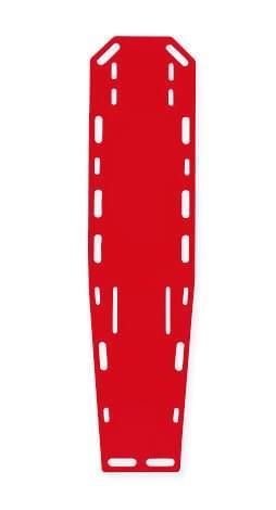 Rock Pin - červený