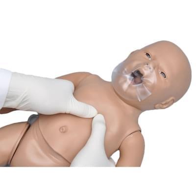 S101 - Simulátor Susie a Simon pre výučbu CPR a traumatickej starostlivosti u novorodenca