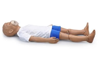 S151 - Simulátor pre výučbu CPR a traumatickej starostlivosti - päťročné dieťa