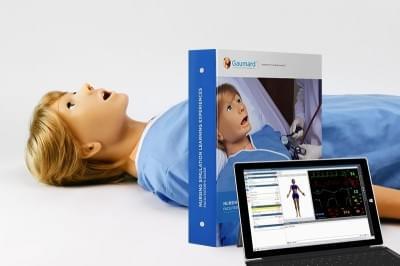 S2000 - Bezdrôtový ošetrovateľský simulátor pacienta Susie®