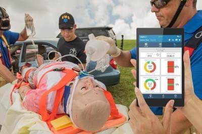 Trauma HAL® s OMNI2 - pacientský simulátor pre nácvik starostlivosti o zraneného na mieste