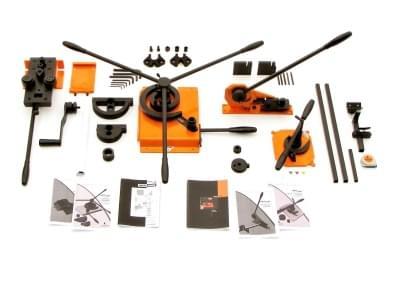 MC004X - Set přípravků MetalCraft Master