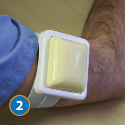Simulátor pro nácvik injekce - malá podložka