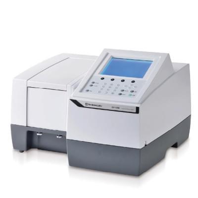 UV-VIS Spektrofotometer - Shimadzu UV-1280