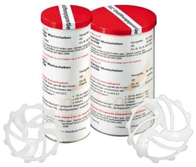 25691 Topitec míchací disk pro kelímek 50-200 g - (balení 40 ks)