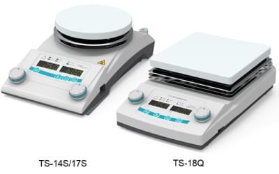 TS-18QG - Magnetická míchačka s ohřevem