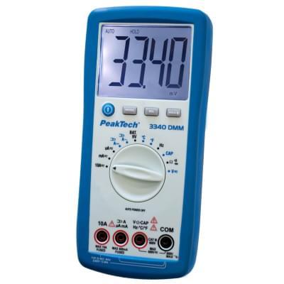 Digitální multimetr P3340