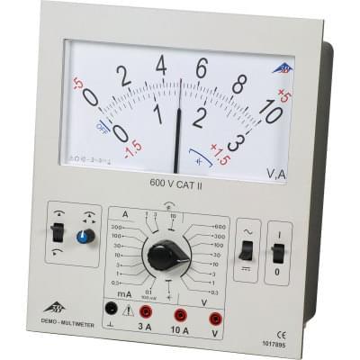 U8557160 - Demo multimetr