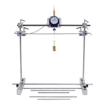 U8557260 - Zařízení pro měření modulu pružnosti